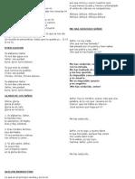 Canciones Misa Divino Amor 2015