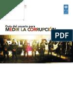 PNUD - Guia Para Medir La Corrupcion