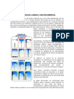 Contaminacion Luminica y Gestion Ambiental