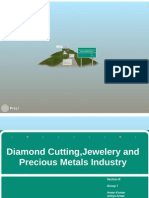 Diamond cutting Industry