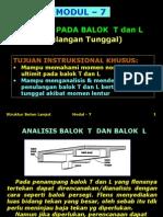 Modul 5 (Balok T) (37 Hal)