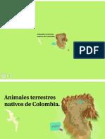 Nativos Terrestres Colombia - Sergio Arias - J.pablo Martinez