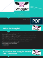 waggle powerpoint to school board