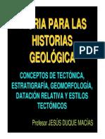 Presentación Historias Geologicas Compri