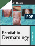 DM Thappa - Essentials in Dermatology, 2nd Edition
