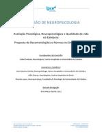 Procedimento - Epsilépsia - Descrição de Testes