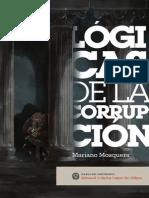 Logicas de La Corrupcion Mosquera