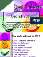 Dec 21 2012