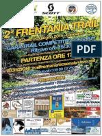 Frentania Trail 2015