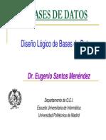 Diseño Lógico BBDD