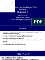 DATA STRUCTURES AND ALGORITHM PART 2