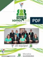 Plan Nomina Verde APEDE 2015