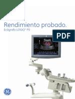 Logiq p5 Brochure Spanish