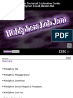 WebSphere Lab Jam Connectivity