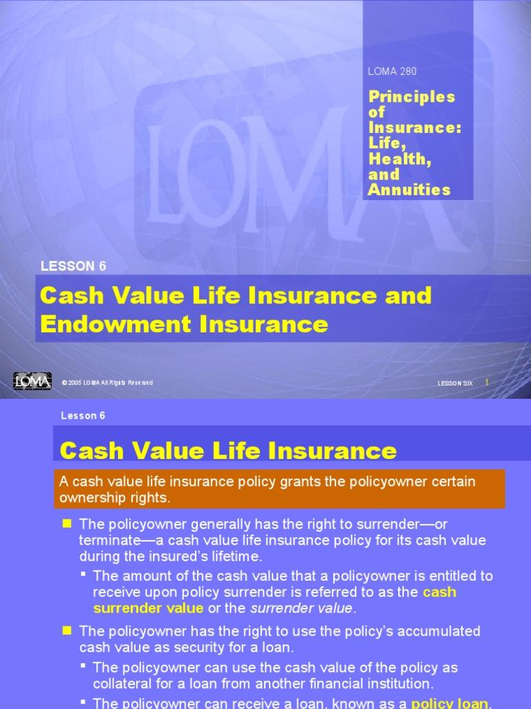 280QR_Lesson_06.ppt   Life Insurance   Insurance