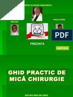 162980475-Mica-Chirurgie-STAGIU.ppt