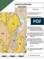 Mapa Geológico Cce Brasília