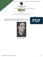 """GM Zenón Franco Ocampos. Nota 540. Partidas Memorables (157) """"La Siempreviva"""". Adolf Anderssen vs. Jean Dufresne, Berlín 1852. 2015. ABC Color Digital"""