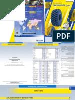 Michelin Databook 2014