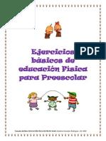 Actividades Motrices Para Preescolar 1