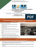 Model Formulasi Pengawasan dan Pengendalian Serta Monitoring dan Evaluasi Kawasan Kumuh di Indonesia