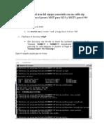 Copia de Pasos Para Cambio de Area de Forma Local en Computadoras Que Utilizan Craft Terminal.txt