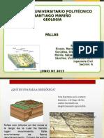 Presentación1 de Mariexy Geologia
