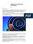 Simpatia Do Brasileiro é Um Mito, Diz Sociólogo Manuel Castells