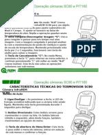 Guia Rápido - Treinamento SC80 e PIT160
