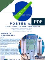 Catalogo Manufactura Postes s[1]