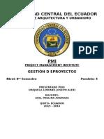 Consulta PMI