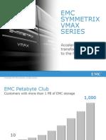 EMC SYMMETRIX VMAX SERIES
