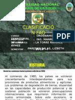 OT CLAS FAO