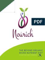 Nourich Product Brochure