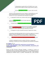 A Propósito Dos Contratos Administrativos Regidos Pela Lei No 8 Novo