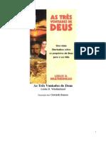 Leslie D. Weatherhead - As Três Vontades de Deus