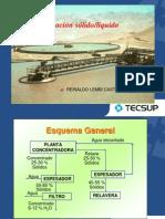 Separacion Solido - Liquido Tecsup