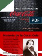 Expo de La Coca Cola