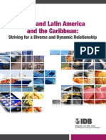 BID (2015) Korea and Latin America and the Caribbean