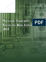 National Terrorist Financing Risk Assessment 2015