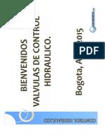 Valvulas reguladoras - Acuaingenieria