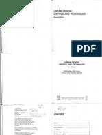 Urban Design - Method and Tehniques - Cliff Moughtin