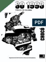 Censo Choco 1993