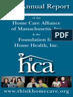 2015 HCAM Annual Report