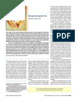 Managing Neuropathic Pain