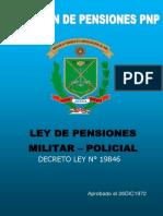 Ley de Pensiones D.L. N° 19846