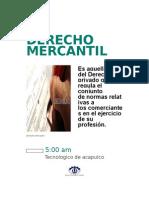 Derecho Mercantil Evaluacion