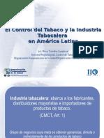 control de tabaco en america latin