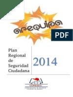 Plan Regional Seguridad Ciudadana 2014