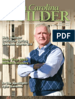 North Carolina Builder January/February 2010
